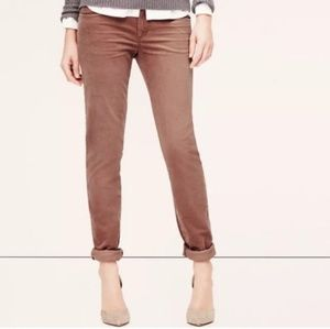 LOFT relaxed Skinny cords